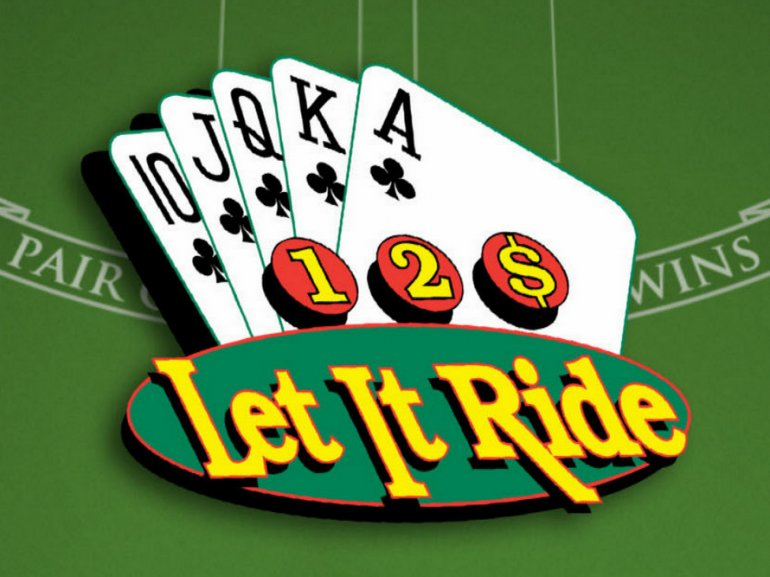 Let-It-Ride-Poker