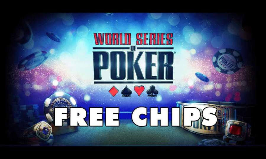 How to Get WSOP Free Chips