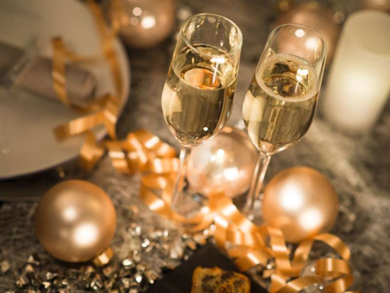 New Year's Eve - December Global Holidays