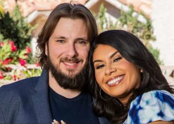 90 Day Fiancé's Colt and Vanessa are married