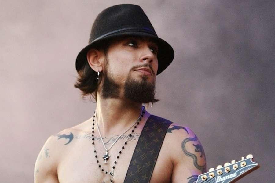 Dave Navarro tattoos