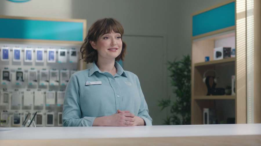 at&t girl controversy