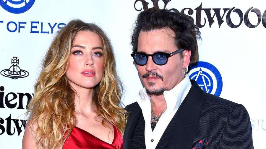Are Amber Heard Johnny Depp Divorced