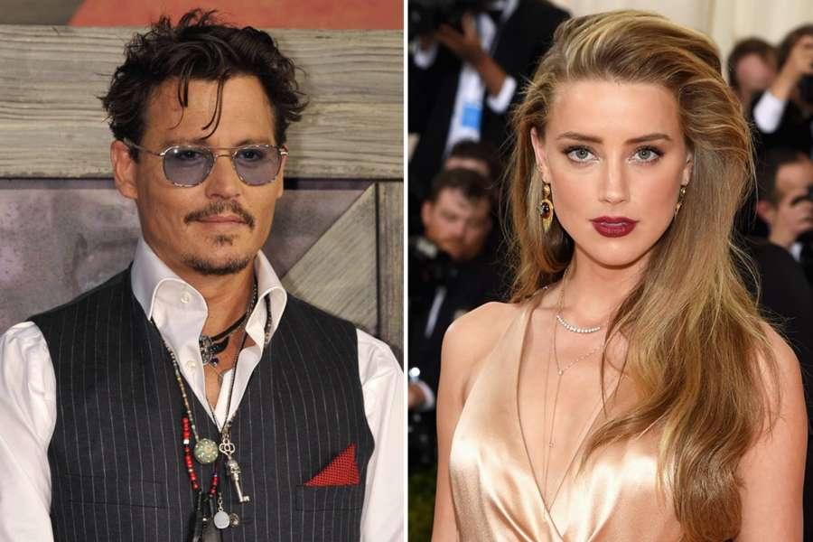 Life of Amber heard and Johnny Depp
