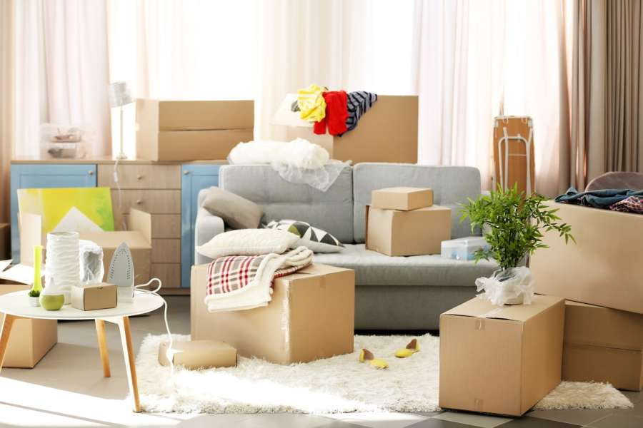 When you hire packers and movers
